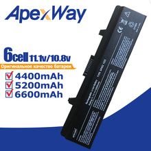 4400mah Laptop Battery for Dell Inspiron 1525 1526 1545 1546 1440 1750 0CR693 0GW240 0GW241 0GW252 0HP277 0UK716 0WK371 WK371 extended life 12 cell battery for dell inspiron 1440 1525 1526 1545 1546 1750 gw240