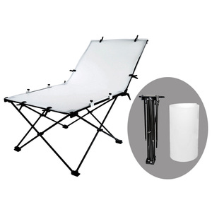 "Image 1 - Godox Foldable Photo Shooting Table PVC Kit 60x130cm / 24""x51"" for Studio Still Life Products Photography"