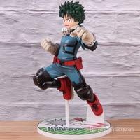 Anime My Hero Academia Figure Midoriya Izuku 1/8 Scale PVC Action Figure Boku No Hero Academia Collectible Model Toy Gift