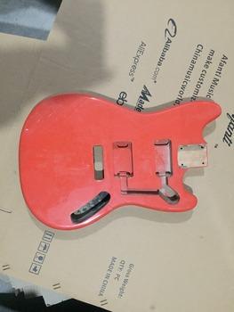 DIY gitara elektryczna DIY gitara elektryczna korpus Afanti music (ADK-605) tanie i dobre opinie Beginner Unisex Do profesjonalnych wykonań Nauka w domu Blokowany klucz LIPA none Electric guitar Body
