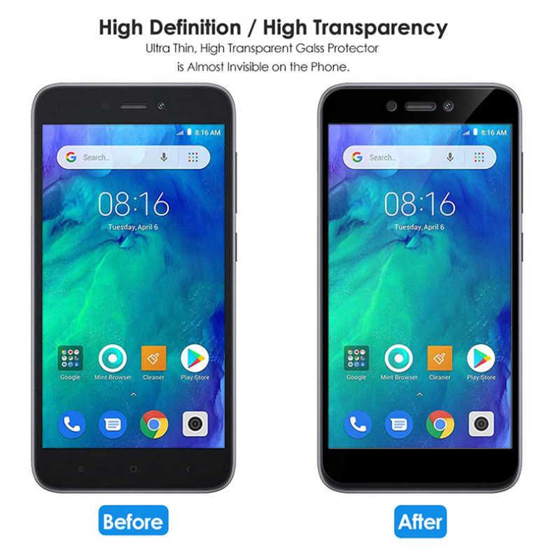 Protección de vidrio en la para Xiaomi redmi ir seguridad Protector de pantalla de vidrio para redmi ir de templado de vidrio de la película de cubierta 9 h