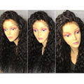 Kinky Curly Lace Wigs Full Lace Human Hair Curly Wigs For Black Women Curly Lace Front Wig Brazilian Hair U Part Wig Virgin Hair