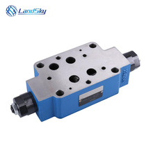 лучшая цена hydraulic directional control valve Hydraulic throttle valve Z2FS16-30/S2 uperimposed one way throttle valve