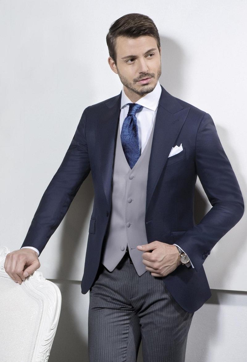 Online Get Cheap Wedding Mens Suit Linen Navy -Aliexpress.com ...