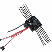 1PC 4 in 1 ESC 6A 12A 20A 30A Electronic Speed Controller Wi