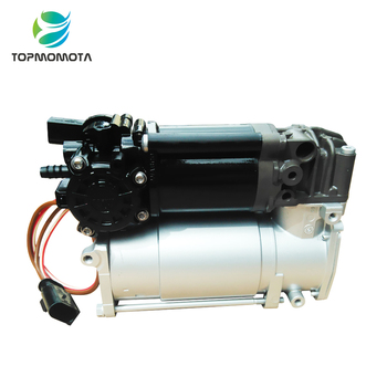 OE#37206789450 Air suspension compressor pump used for BMW 7 series F01 F02 F04 F11 Air suspension image