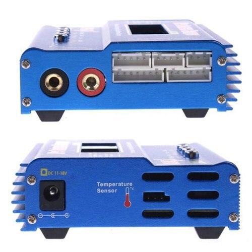 5 pcsx SODIAL (R) iMAX B6 Цифровой ЖК Липо NiMh RC Батареи Баланс Зарядное Разрядник