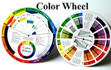 10Set Micro Pigment Color Wheel Guide To Mixing Color Tattoo Permanent Makeup Accessories Ink
