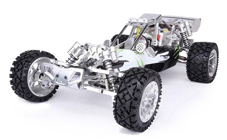1/5 Sacle Rovan Racing Baja 5B 305SS à distance essence voiture en métal avec moteur 32cc voiture RC