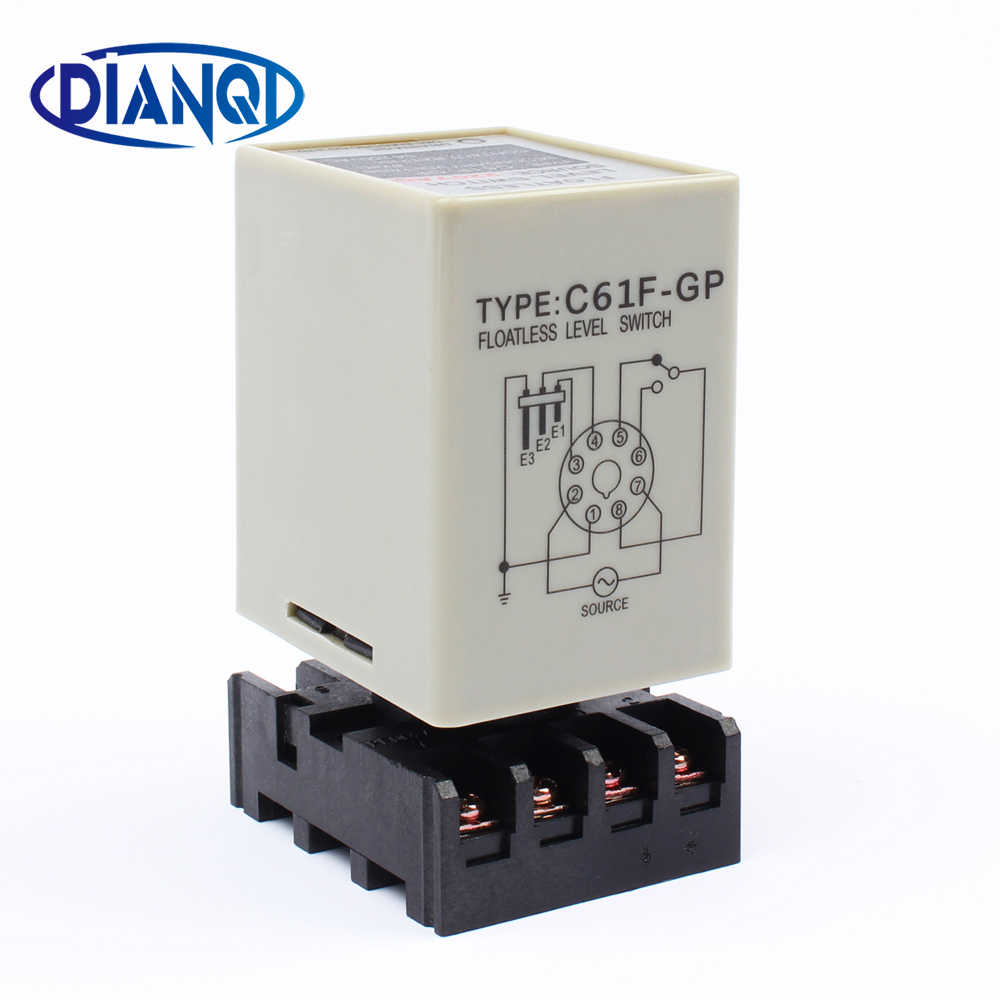 detail feedback questions about c61f gp level relay c61f gp water level controller switch pump automatically switches with base floatless level relay on  [ 1000 x 1000 Pixel ]