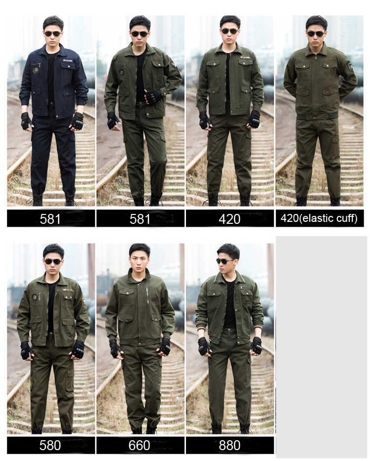 Классная камуфляжная армейская военная форма хорошего качества, боевая рубашка, штаны для мужчин, Безопасная рабочая тренировочная одежда для кемпинга, бесплатная доставка