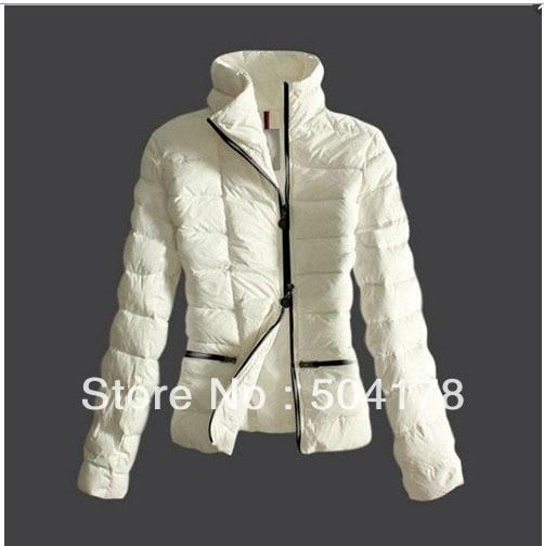 9ce60f8d4 Hot Sale Ladies' Down Coat Fashion Authentic Arctic Parka Women Down Jacket  Brand Short Design Winter Jacket Size XS S M L XL-in Parkas from Women's ...