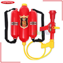 Fireman sam Water Gun Toy Summer Outdoor Shooting Game Toys Water Sprayer Games Toys Plastic Nozzle