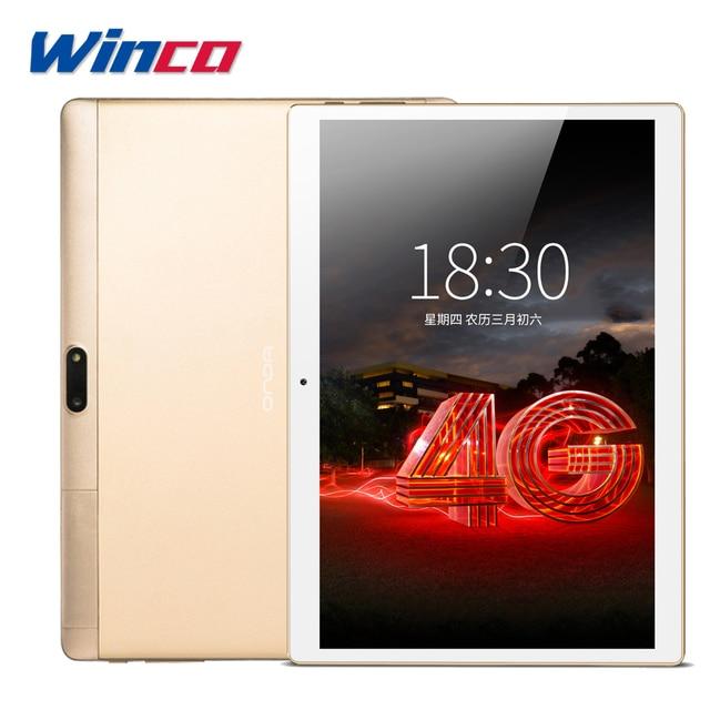 10.1'' IPS Onda V10 4G Phone Call Tablet PC 1280*800 MTK6735 Quad Core Android 5.1 GPS Phone Call dual SIM Card dual Standby