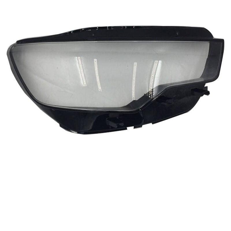 Front headlights headlights glass font b lamp b font shade shell font b lamp b font