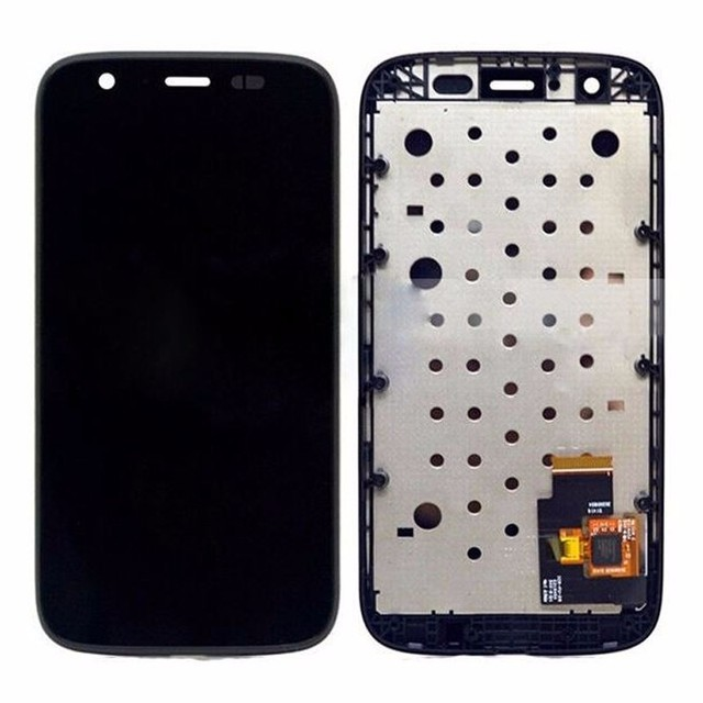 AAA For Motorola MOTO G XT1032 XT1033 LCD Display With Touch Screen Digitizer Assembly with frame Free Shipping