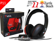 Excellent Gaming Headphones Turtle Beach P11 Headset Gaming Headphone with Microphone Physics 5.1 for PC Computer