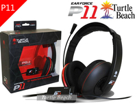 Excellent Gaming Headphones Turtle Beach P11 Headset Gaming Headphone With Microphone Physics 5 1 For PC