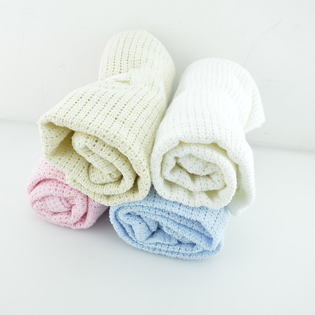 Baby's Cotton Super Soft Blankets