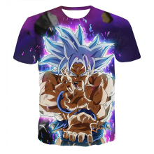 Dragon Ball Z Saiyan Goku 3D T-shirt