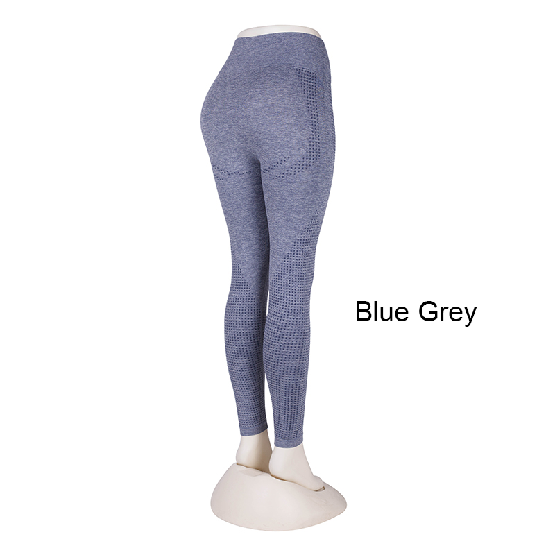 HTB1FOOGUrvpK1RjSZFqq6AXUVXaB Kaminsky 14 Colors High Waist Seamless Leggings For Women Solid Push Up Leggins Athletic Sweat Pants Sportswear Fitness Leggings