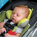 Baby Total Support Headrest Cartoon Animal Design 0-12 months U Shape Neck Protection Pillows Car Seat Travel Pillow