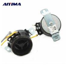 "AIYIMA 2pcs 1"" inch 4ohm 5W Car tweeter Treble Speaker Loudspeaker Auto horn"