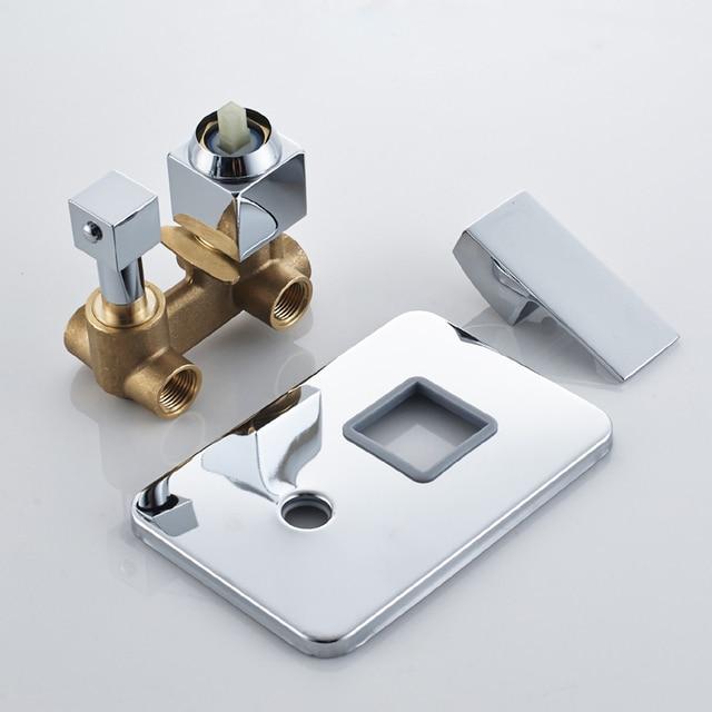Wholesale And Retail Promotion Modern 12 Rain Shower Faucet Bathroom ...