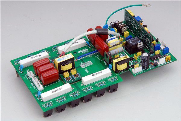 WSM-200-SH PCB with MOSFET-controlled  inverter welder цена