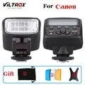 Jy-610c e-ttl viltrox on-câmera escravo 1.5in lcd luz do flash speedlite para canon 750d 760d 5dr 5drs 60d 70d 700d 5d3 dslr camera
