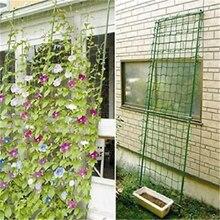 Садовая зеленая нейлоновая овощная сетчатая шпалера для поддержки растений скалолазание фасоли сетки растение забор
