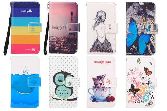 on sale 261ef 47785 US $8.5 |For Blackberry Q5 Flip Leather Case Cover , Painting Cartoon  patterns with Stand function & credit card slots on Aliexpress.com |  Alibaba ...