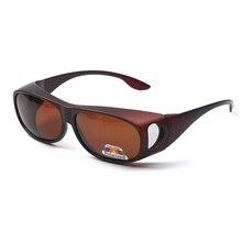 Night Vision Driving Fishing Sports Sunglasses Women Men Pol