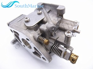 Image 4 - 6L5 14301 03 00 6L5 14301 คาร์บูเรเตอร์ Assy สำหรับ Yamaha 3 M Outboard เครื่องยนต์ Marine Parts