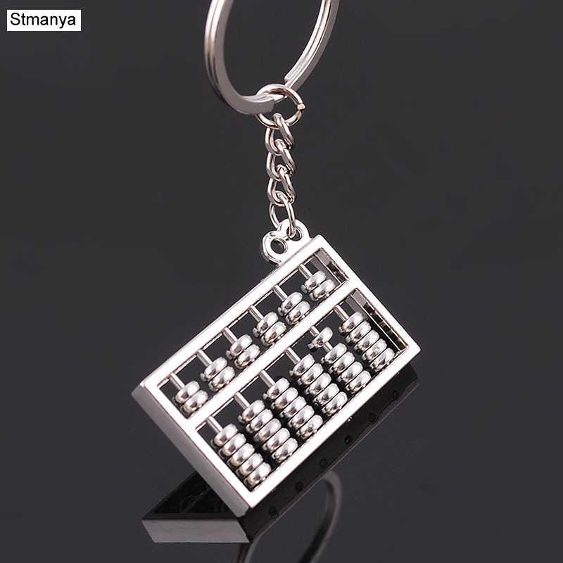 Новый Дизайн Уникальный креативный Роскошный металлический брелок для ключей