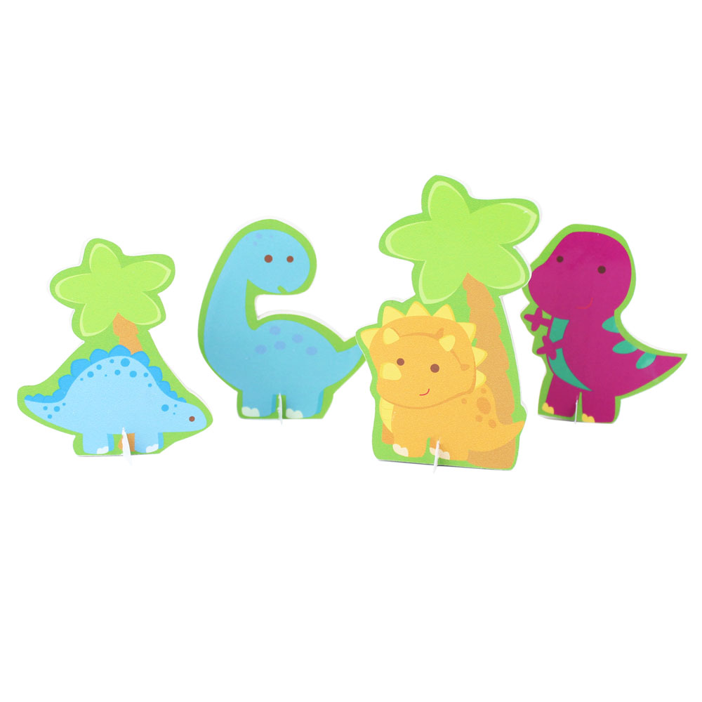Dinosaur Party Table Decoration Table Centerpiece Kids Birthday Party Supplies Decoration