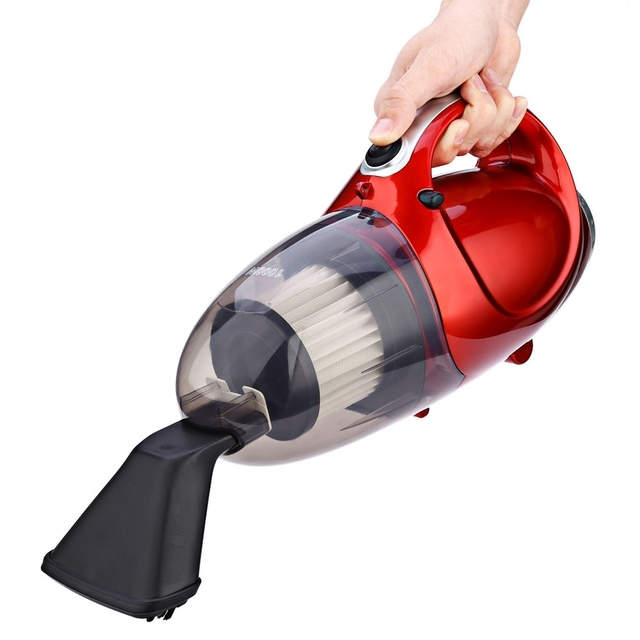 Car Electric Vacuum Cleaner Body SJ - 8 Multi-functional Cleaner Household Portable Dust Collector Large Capacity Machine