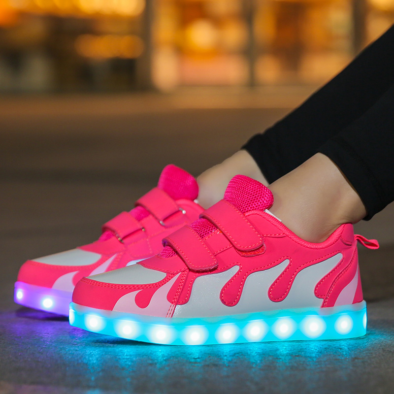 Fashion-Children-LED-light-up-Shoes-For-Kids-Sneakers-Fashion-USB-Charging-Luminous-Lighted-Boy-Girl-Sports-Casual-Enfant-Shoes-1