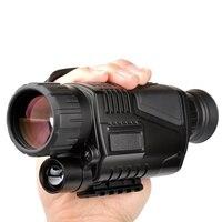 USA shipping Hunting Telescope Monocular Night Vision Infrared Digital Scope Long Range With built in Camera Shoot Photo Recordi