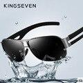 Liga de alta qualidade polarizada óculos de sol dos homens do vintage masculino óculos de sol do esporte de condução google óculos vêm com 6 acessórios k7806