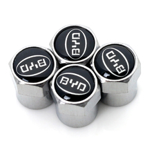 Car tire Valve Caps fit for byd f3 badge Accessories car-styling