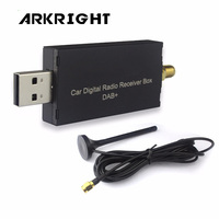 New ARKRIGHT Car Digital Radio Receiver Box Auto DAB+ Support Band III (174 240MHZ) Android Head Unit.