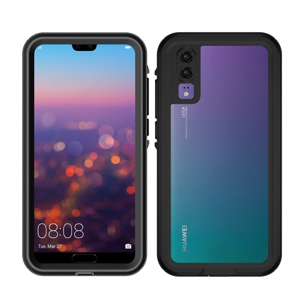 Case For HUAWEI P20Shockproof And Waterproof Case Full Protection For HUAWEI P20 Pro Case Outdoor Sport Case