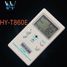 Nouveau universel IR télécommande décodeur testeur infrarouge télécommande test décodeur testeur détecteur