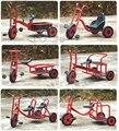 Индивидуальный школьный велосипед  детский трехколесный скутер  детский стальной велосипед для педикюра