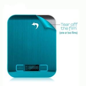 Image 4 - 5/10キロ家庭用キッチンスケール電子食品ダイエットスケール測定ツールスリム液晶デジタル電子計量スケールxnc