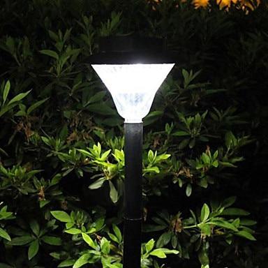 Luminaira LED Solar Garden Light Lamp With 16 Lights, Solar Powered LED Lawn Lamp Outdoor Lighting Free Shipping free shipping crack ball solar lamp vintage garden lawn colorful led light solar charging panel lamps1004
