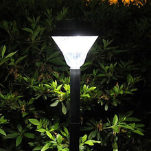Luminaira LED Solar Garden Light Lamp With 16 Lights, Solar Powered LED Lawn Lamp Outdoor Lighting Free Shipping