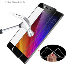 MPCQC 2.5D 9H Premium Tempered Glass For xiaomi mi 5s mi5s Display screen Protector Toughened protecting movie For xiaomi 5s cowl