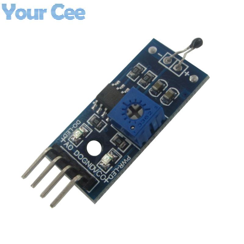Mejor Precio!!! 5 unids Módulo Sensor Térmico Critesistor Termistor Módulo Inter